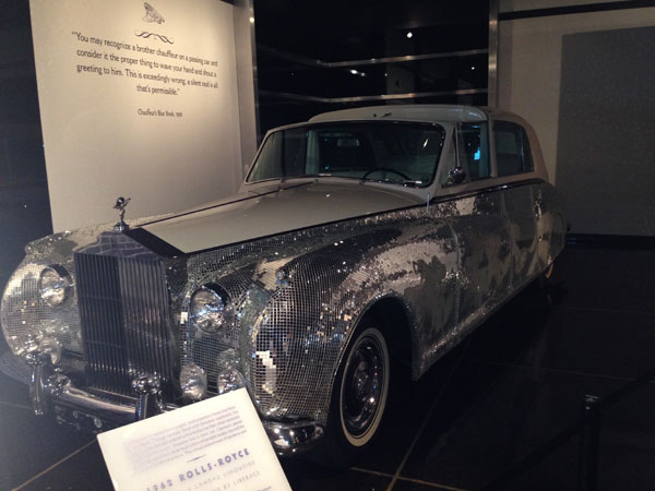 This Was Liberace's (big surprise)