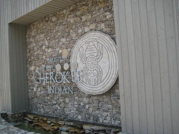 The Cherokee Museum